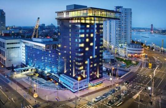 Michelinsterarrangement Restaurant Parkheuvel Inntel Hotels Rotterdam Centre afbeelding