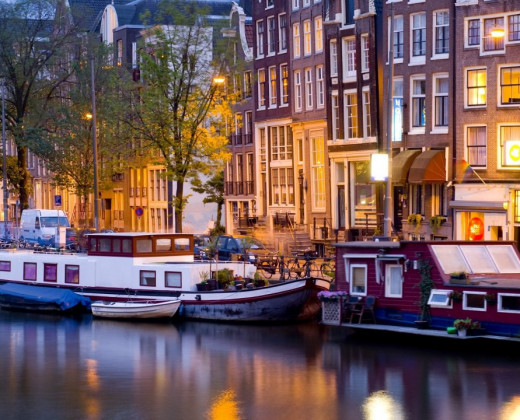 The Lancaster Hotel Amsterdam afbeelding