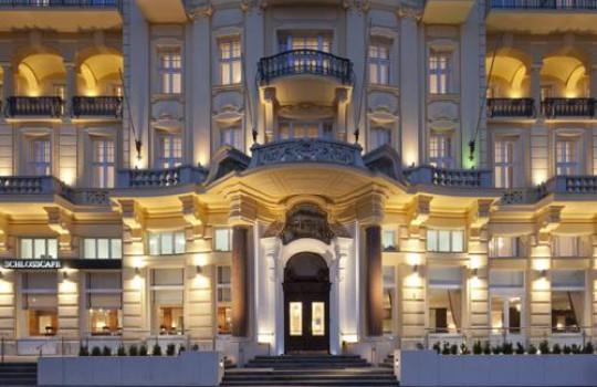 Wenen Parkhotel Schönbrunn afbeelding