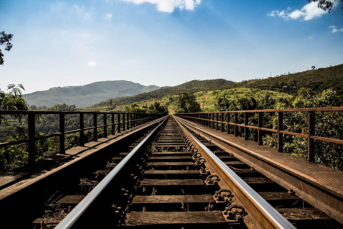 Duurzaam leven tip: de trein nemen