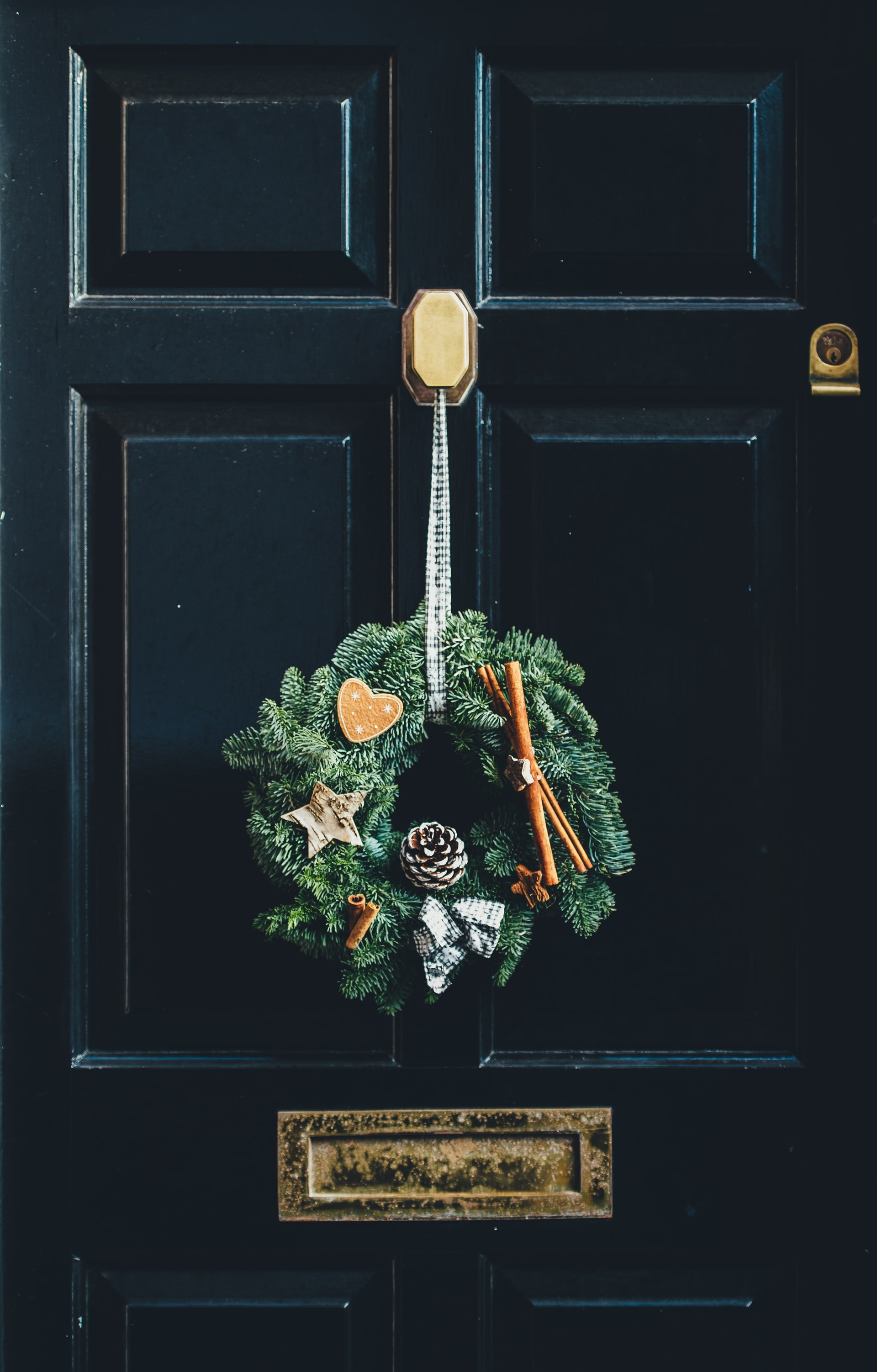 Christmas wreath - sustainable Christmas gift ideas