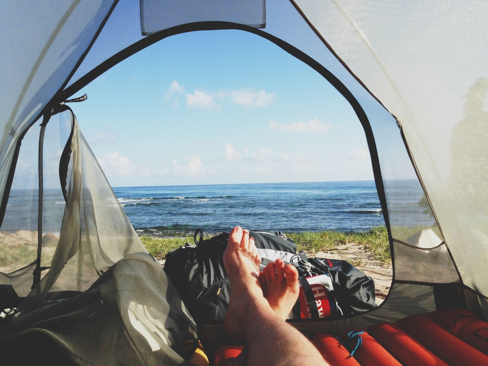 Sustainable living tips: staycation